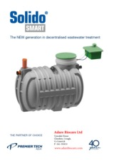 Solido Smart Decentralised Septic Tank